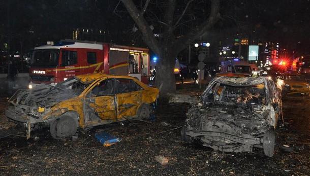 Donna una dei due kamikaze di Ankara