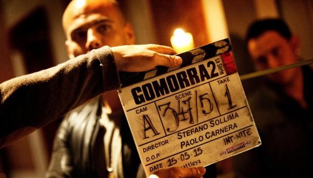 Gomorra 2 debutta il 10 maggio su Sky