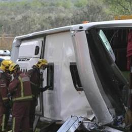 La strage sul bus degli studenti  Morte ragazze italiane