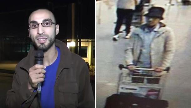 Bruxelles: caccia a uomo con cappello