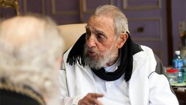 Fidel a Obama, non vogliamo regali