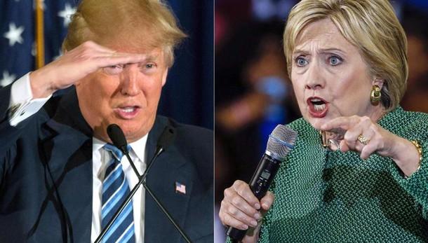 Hillary irrompe in duello tv Gop