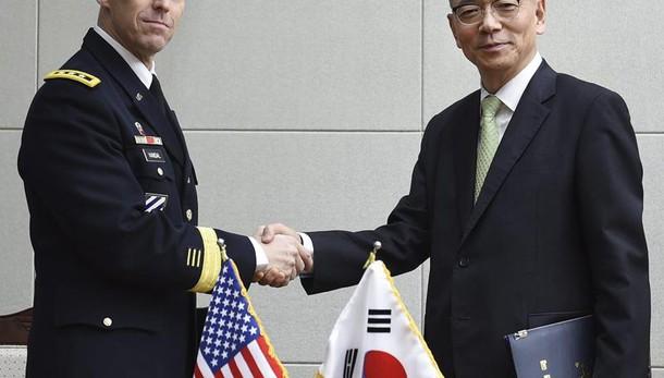 SudCorea-Usa,via negoziato sistemi Thaad