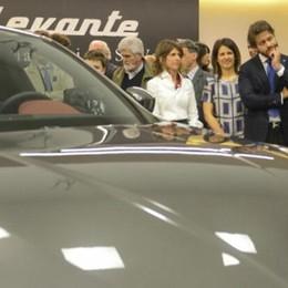 Maserati: «Presto  vendite raddoppiate»