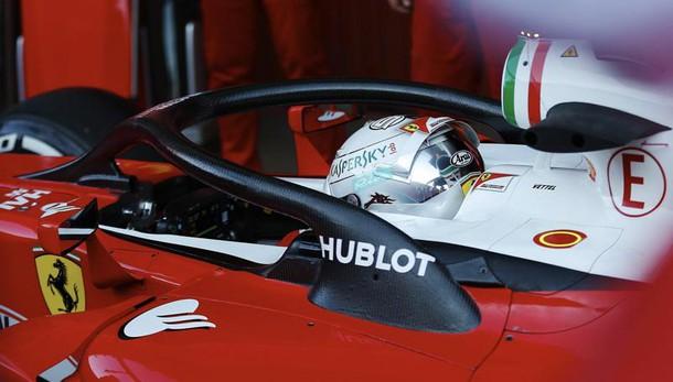 Barcellona:Vettel chiude test al comando