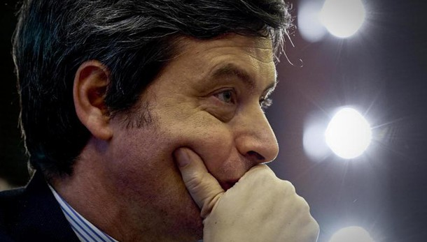 Orlando sospende pm Donato Ceglie
