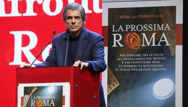 Roma: Marchini, vincere e liberare cappa