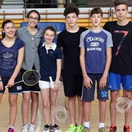 A scuola tutti pazzi per il badminton