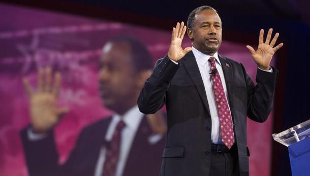 Carson sospende corsa per nomination