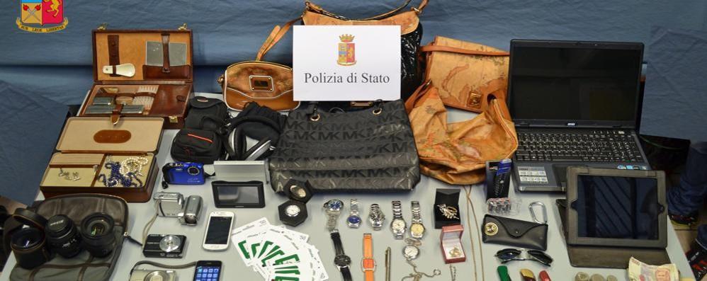 Tentatano un furto in casa, arrestati due giovani cileni