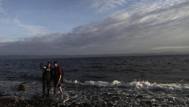 18 morti in un naufragio al largo Egeo