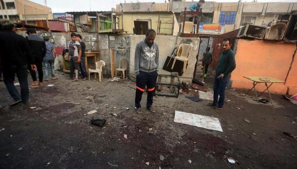 Isis rivendica camion bomba a Hillah