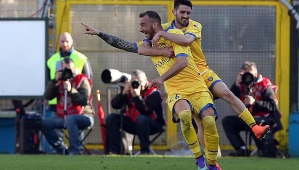 Serie A: i risultati della 28/a giornata