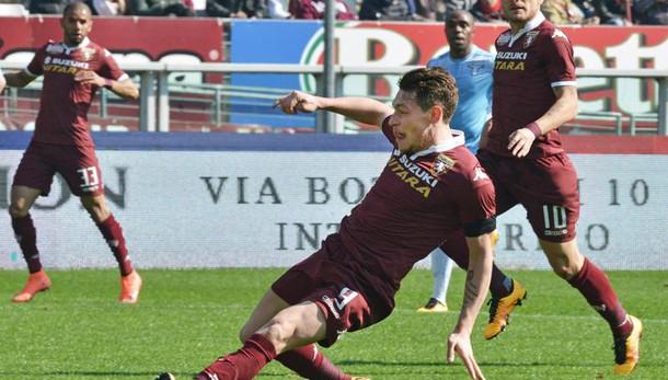 Serie A: Torino-Lazio 1-1 nell'anticipo