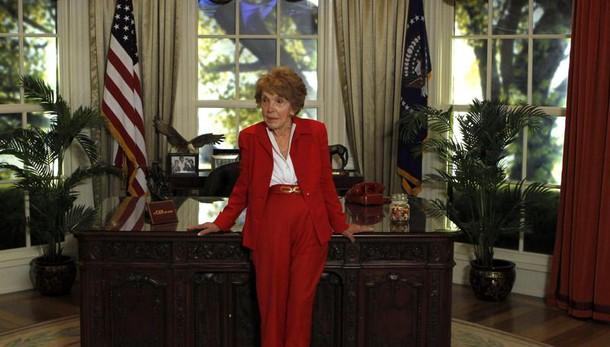 Usa: e' morta Nancy Reagan