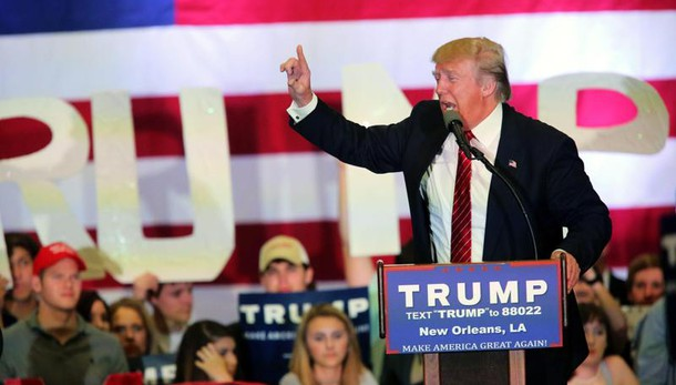 Donald Trump vince primarie Mississippi