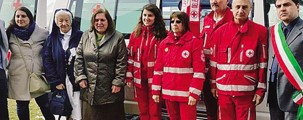 Operativa una nuova ambulanza   Donata in ricordo di Aldo Falco