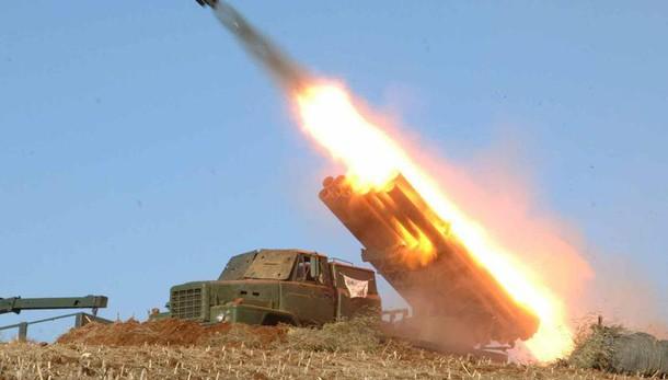 Corea Nord lancia 2 missili corto raggio