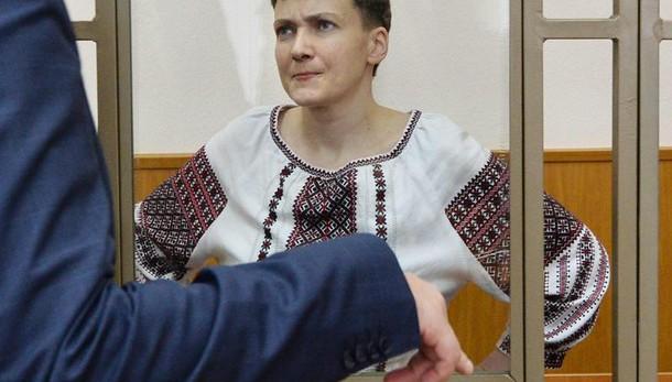 Gestaccio pilota ucraina a giudice russo