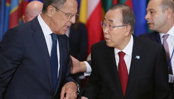 Russia, prossimo capo Onu da Europa Est