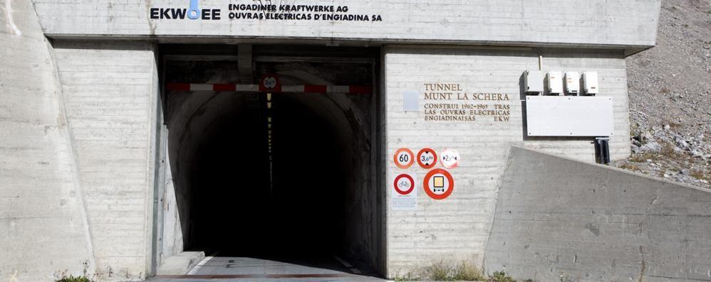Tunnel di Livigno, cambia tutto  Stretta anche sui residenti