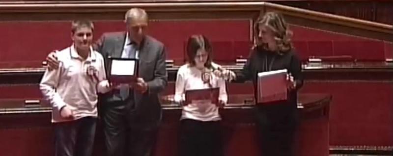 Celebrano il regno d italia alunni premiati in senato for Senato italia
