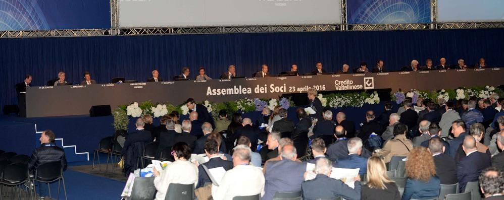 Assemblea del Creval, De Censi lascia la presidenza