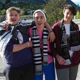 «Noi i campioni»: festa juventina  per tutta la città