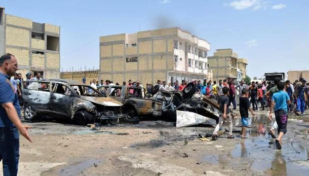 Iraq, almeno 31 i morti doppio attentato