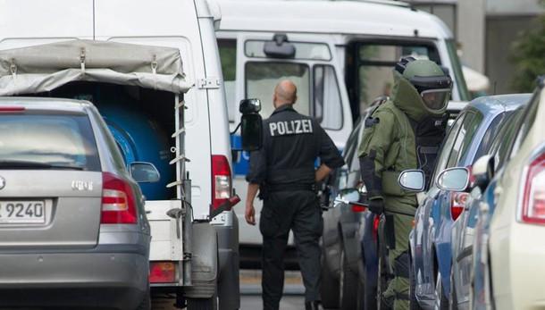 Attacca passeggeri a Monaco, 4 feriti