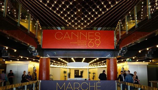Cannes, evacuato il Palais