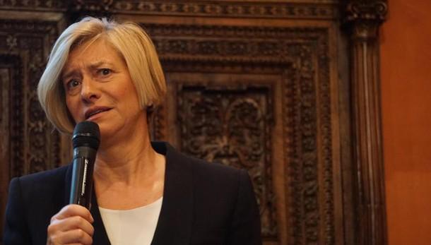 Iraq: Pinotti visita diga Mosul
