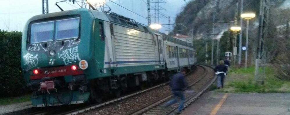 Tragedia a Vercurago  Giovane travolto e ucciso dal treno
