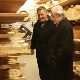 Chef Marchesi esalta il Bitto: «Meraviglioso»