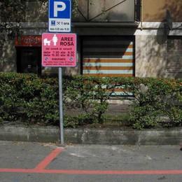 «Parcheggi rosa per la scuola Paini»