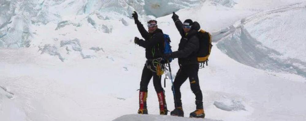 Confortola, altra avventura  «Sono pronto per il Makalu»
