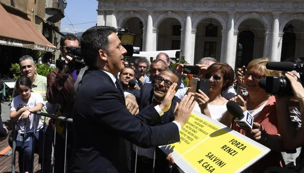 Riforme: Renzi,Sio Paese ingovernabile