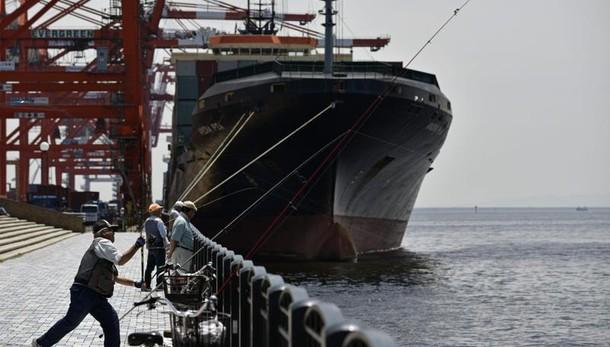 Export aprile +3,9% mese