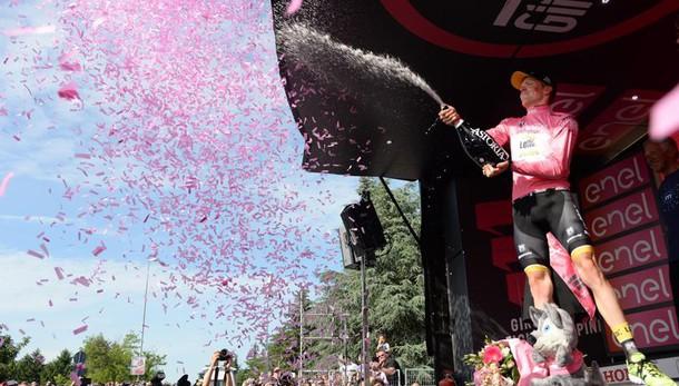 Giro d'Italia: Kluge vince la 17/a tappa