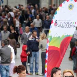 Bresaola festival, il gusto conquista il centro