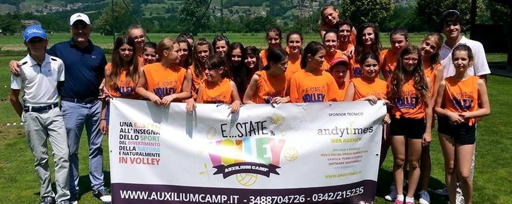 Il valore dello sport nei nuovi camp estivi  della Pgs Auxilium
