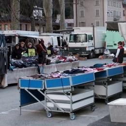 Mercato cittadino pronto al trasloco  Confronto aperto con gli ambulanti