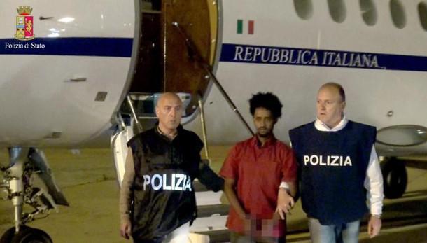 Eritreo arrestato,non sono boss migranti