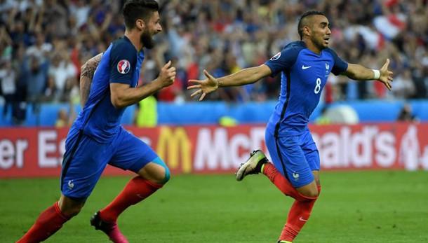 Euro 2016: Francia-Romania 2-1