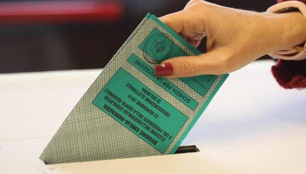 Più di 8,6 mln elettori al voto il 19/6