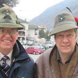 Dalla sezione Valtellina al consiglio nazionale delle Penne Nere
