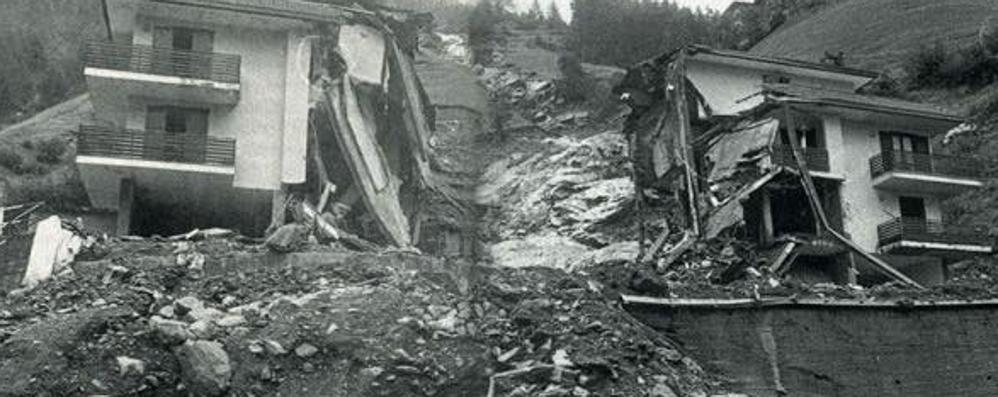 L'alluvione dell'87 e le paratie di Como  «Due modi diversi di spendere il denaro»
