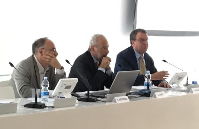 Silvano Petrosino, Gad Lerner e Carlo Modonesi