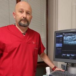 Diagnosi più precise. Un nuovo ecografo  per la Lilt di Sondrio