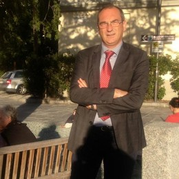 A Roma la Famiglia valtellinese premia   Osvaldo Gianoli